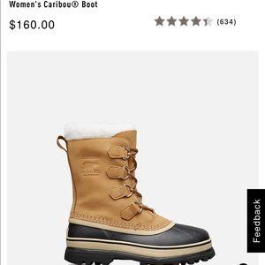 BRAND NEW Sorel Boots Never Worn